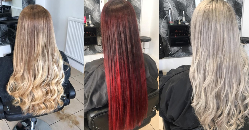 Hairdressers in Nottingham, specialising colour