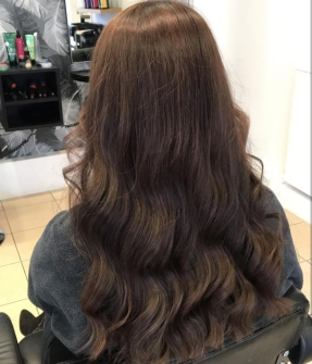 Full head colour